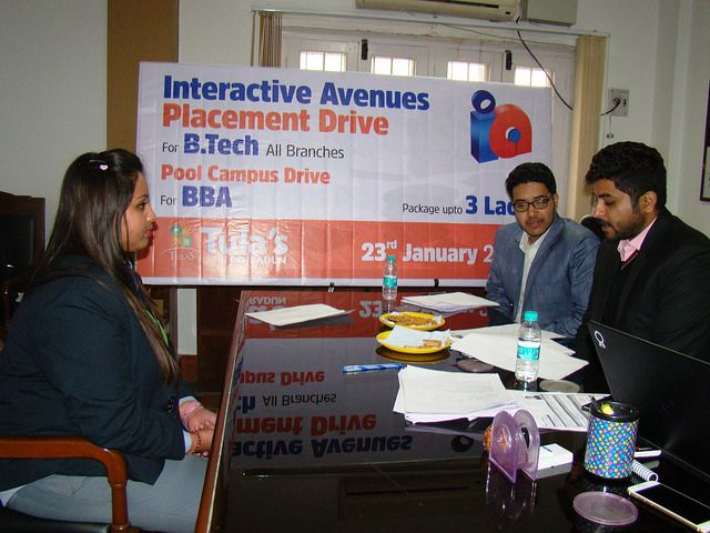 Tula's Institute top colleges in uttarakhand organizes pool campus drice for BBA and B.Tech students. College focus on overall personality development of the student.
