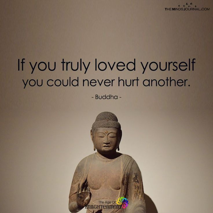 If You Truly Loved Yourself - https://themindsjournal.com/if-you-truly-loved-yourself/