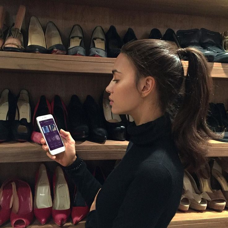 @irinashayk: Come look for it at the new @secretclosetnet app where you can buy and sell luxury brand items from your local fashionistas TODAY To all stylish shopaholics in #ny check me out on...