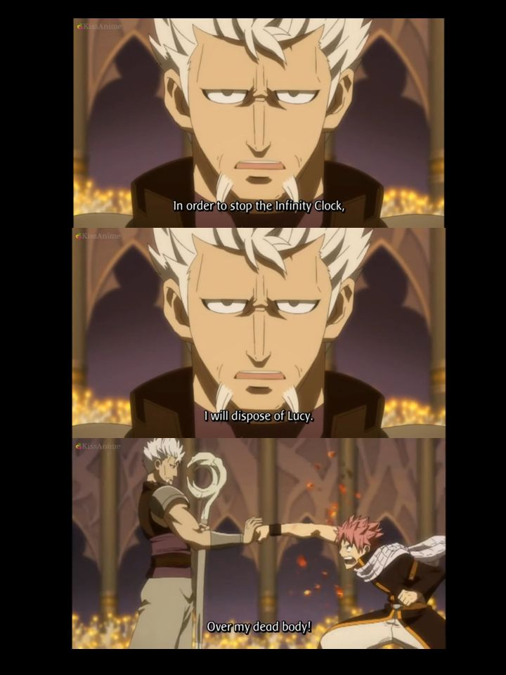 Natsu Dragneel, when will you admit that you love her?