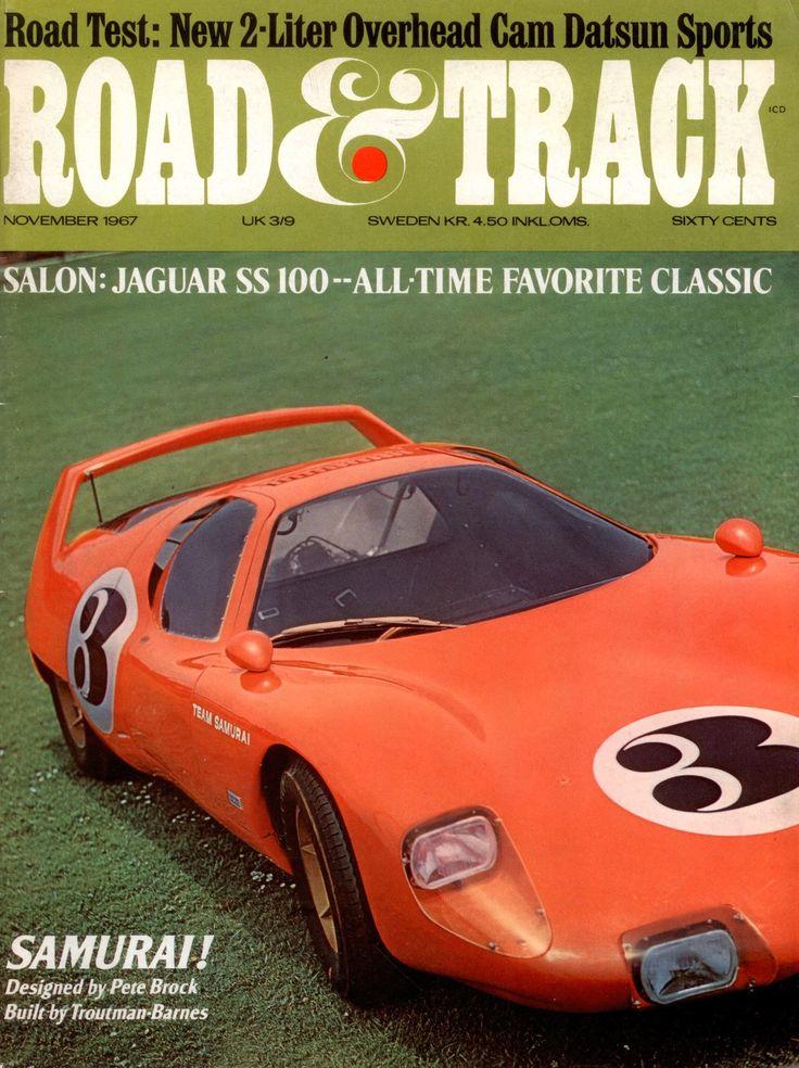 Hino (BRE) Samurai Race Car