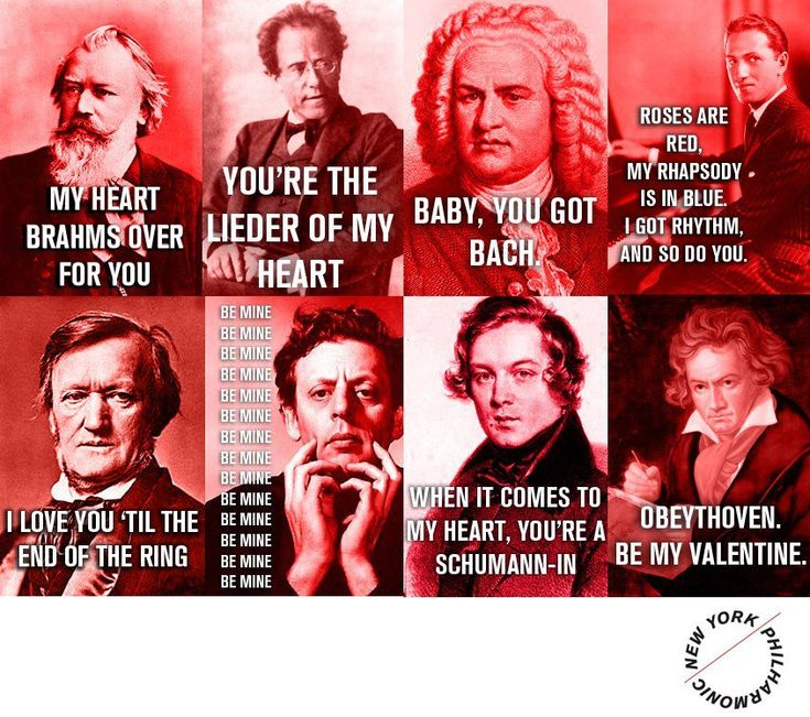 Nyphil: U201c From The New York Philharmonic, Happy Valentineu0027s Day U201d My Heart  May Be Broken, But Mozart Isnu0027t.