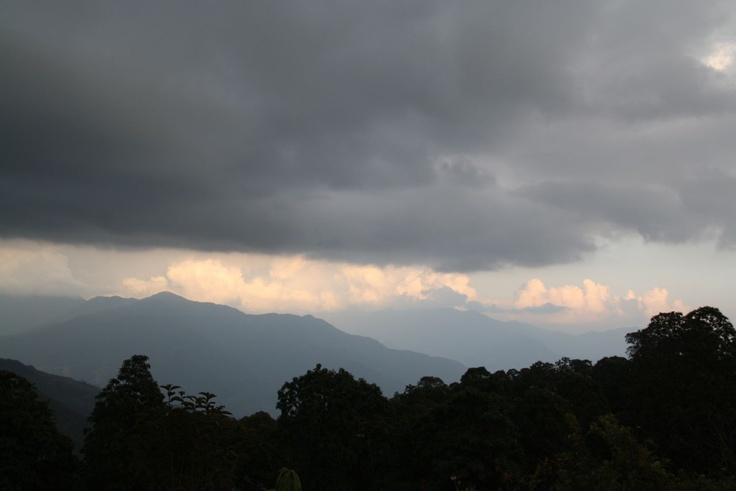 Above the Himalaya, Nepal