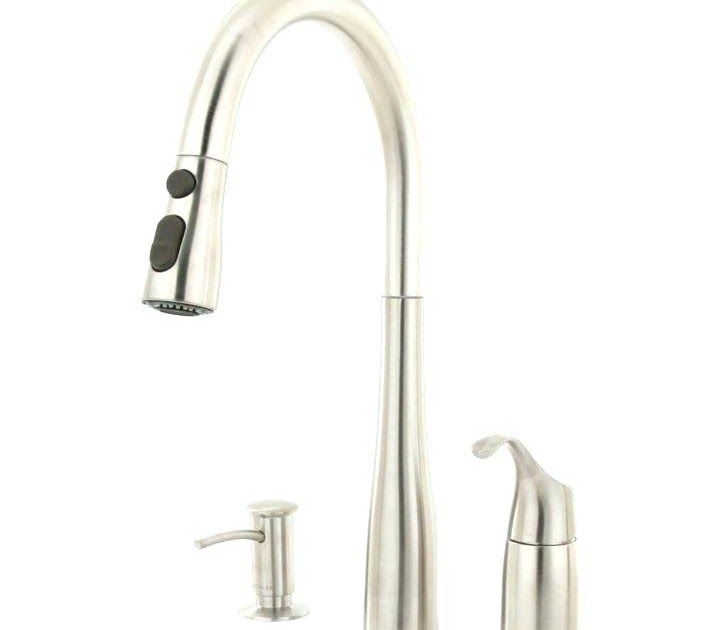 4 Hole Kitchen Faucet Installation