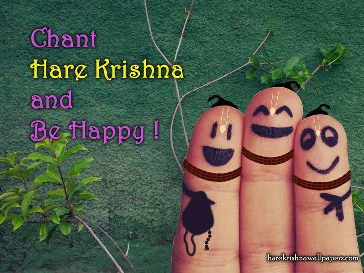 http://harekrishnawallpapers.com/chant-hare-krishna-and-be-happy-artist-wallpaper-004/
