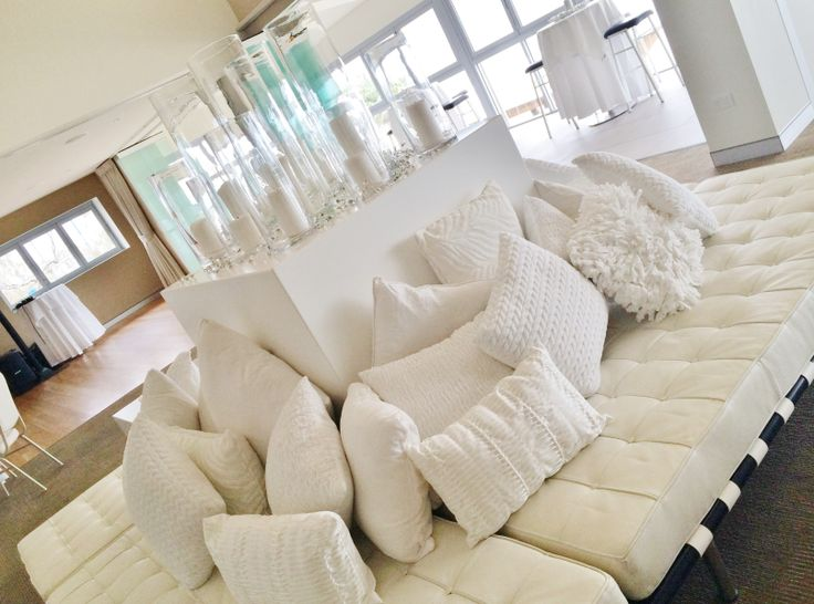 This gorgeous couch adds a wonderful focal point to your next cocktail party. Styled by @Beedazzled Events at The Surf Club Mooloolaba.
