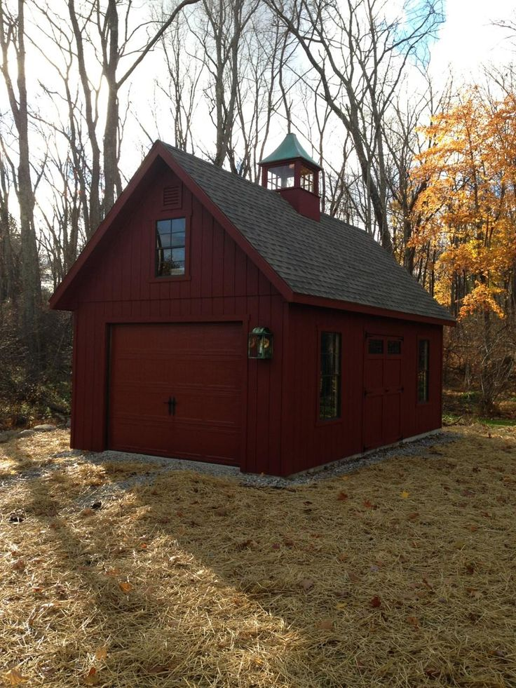 With 2 story garages throughout NJ, Amish Mike's sheds and barns feature a wide range of options for uniquely tailored garages. Find your solution today!