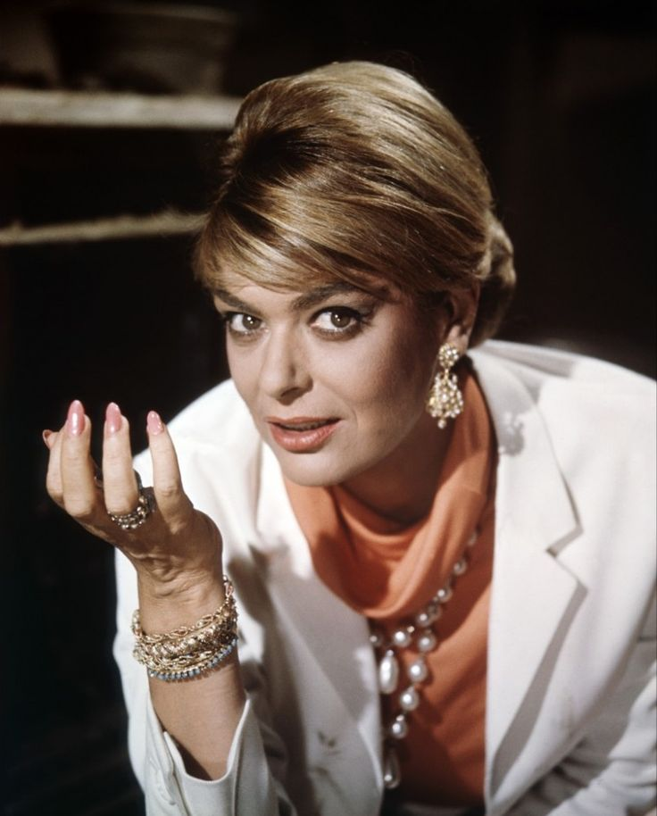 Melina Mercouri (Greek: Μελίνα Μερκούρη), born as Maria Amalia Mercouri (Μαρία Αμαλία; 18 October 1920 – 6 March 1994), was a Greek actress, singer and politician. As an actress she made her film debut in Stella (1955) and met international success with her performances in Never on Sunday, Phaedra, Topkapi and Promise at Dawn. She won the award for Best Actress at the 1960 Cannes Film Festival, and she was also nominated for an Academy Award, three Golden Globe Awards, and two BAFTA Awards.