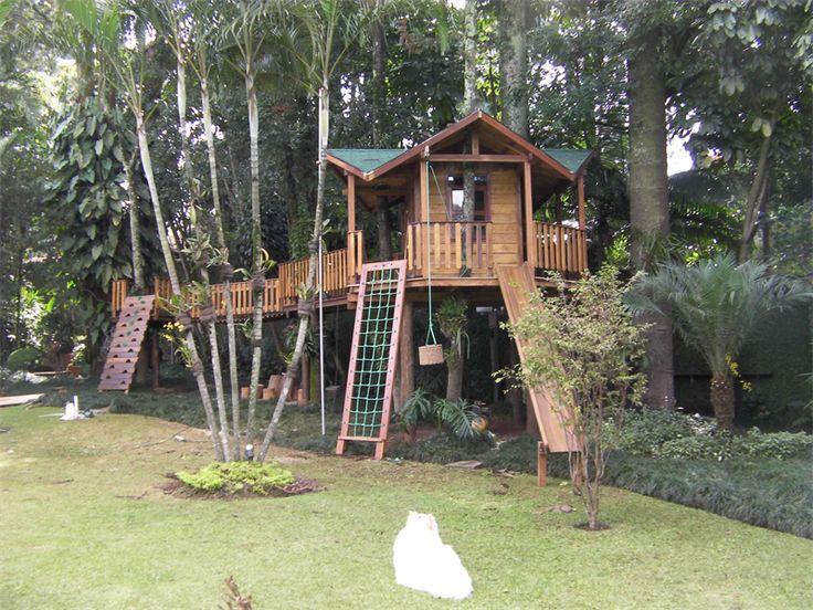 Projetos Infantis | Casa na Árvore