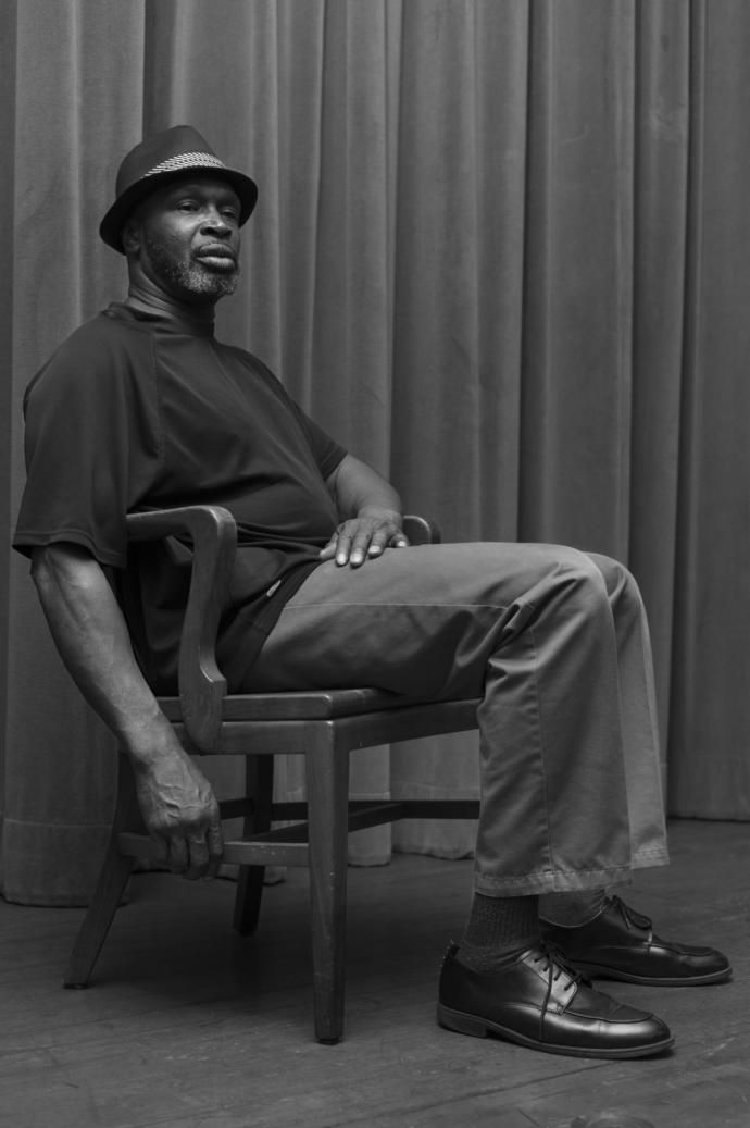 Rodney Scott. Scott thought it was funny that several of the books that were required reading at Berkeley could, in prison, get you thrown in solitary, as they were a sign of membership in the Black Guerrilla Family.