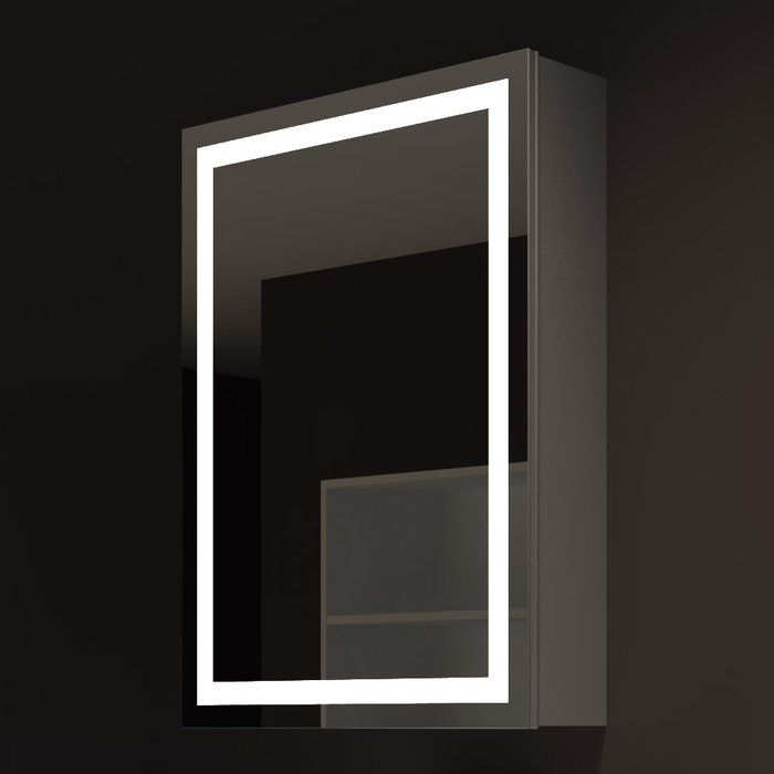 Harmony 24 X 32 Surface Mount Medicine Cabinet With Led Lighting