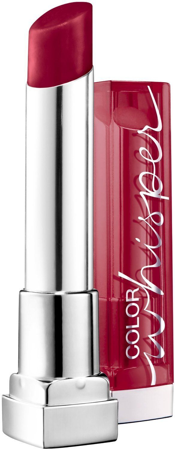 Maybelline New York Color Whisper by ColorSensational Lipcolor, 85 Berry Ready, 0.11 Ounce (2 Pack). Maybelline New York Color Whisper by ColorSensational Lipcolor, 85 Berry Ready, 0.11 Ounce (2 Pack). Soft, sexy translucent gel-color Pure color pigments suspended in a weightless gel Just a kiss of shine. Dare to whisper. Get truly translucent gel color from Color Whisper by Color Sensational. Pure color pigments suspended in a weightless gel deliver sexy, soft, see-through color with a...