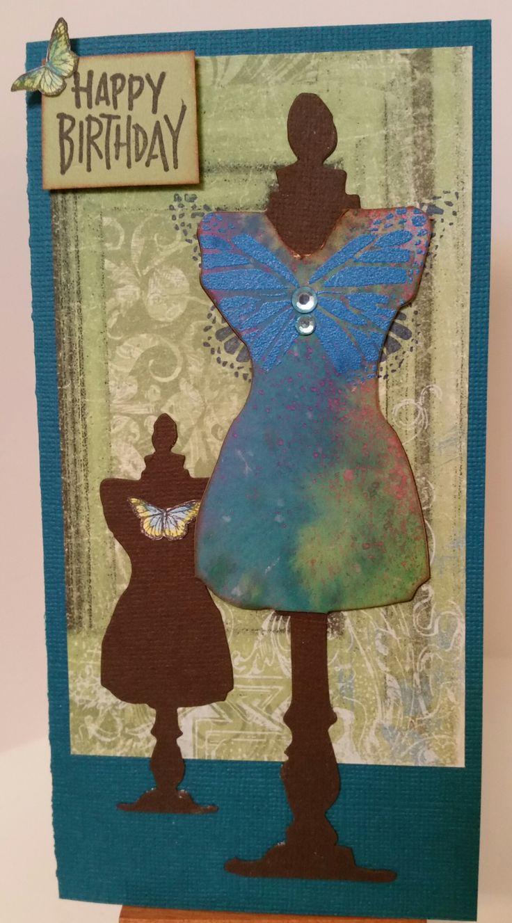 Card by Susan of Art Attic Studio