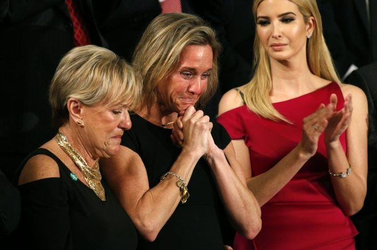 'We will never forget him': Trump addresses widow of slain SEAL as doubts linger over mission
