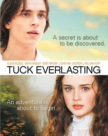 tuck everlasting movie and book essay The immortals in tuck everlasting have not examined their endless lives, and the teenage mortal scarcely has a thought in her pretty little head the movie, shot in rural maryland (blair witch country), tells of a young woman named winnie foster (alexis bledel) who feels stifled by strict family rules.