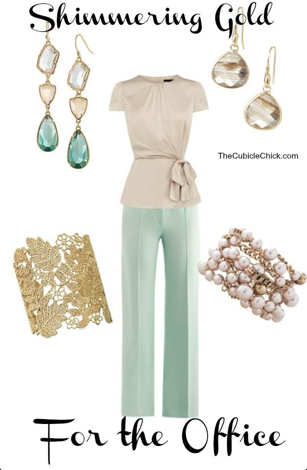 This reminds me of olivia pope from scandal....Fashion Accessory Tips For The Career Woman
