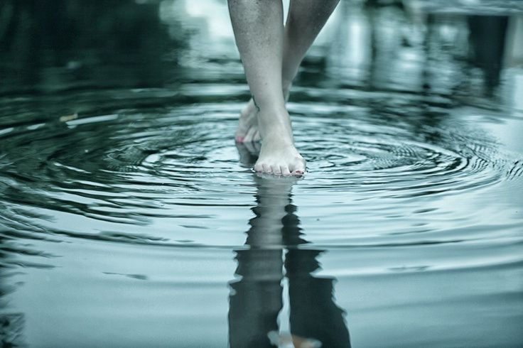 Walking on Water:  The user has the ability to walk, run, and stand on water. Users can also choose to permeate the water.  Although they cannot manipulate the element they are typically excellent swimmers.