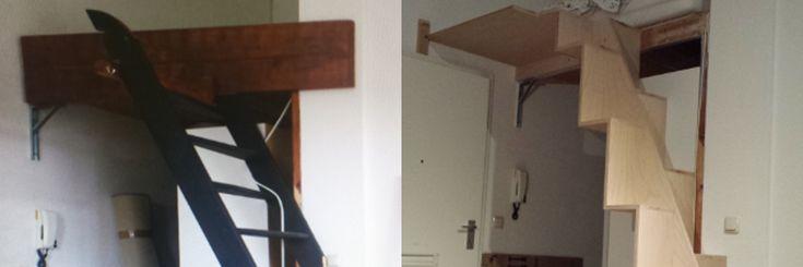 Samba Treppe - Auf zum neuem Hochbett | quickhacks
