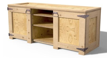 Desk or crate? Both.