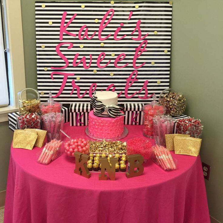 146 best Kate Spade Party Ideas images on Pinterest Birthday party