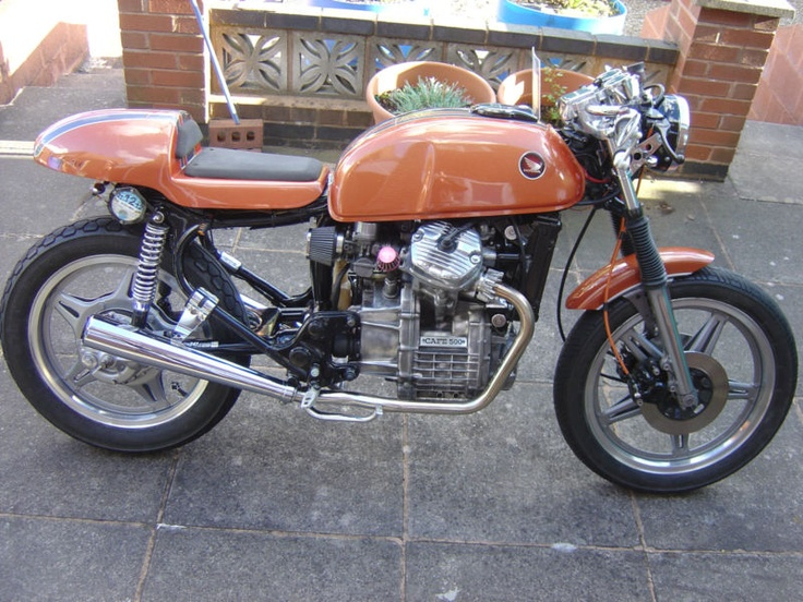 1981 Honda Cx500 Cafe Racer Parts Kakamozza Org