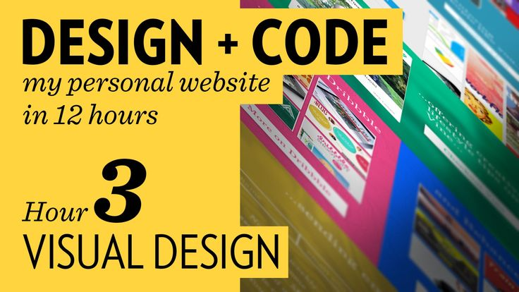 Design + Code – Hour 3: Visual Design