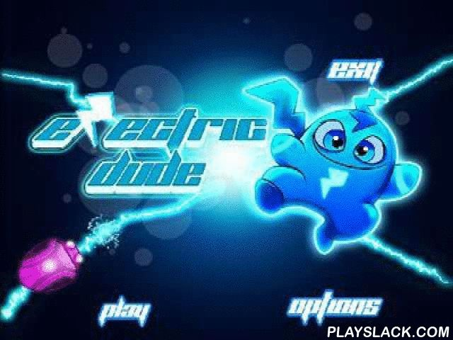 Electric Dude Deluxe  Android Game - playslack.com , Electric Dude Deluxe is a very intriguing and different electric problem. You are to create a whole structure of electrical energy and circuits. It is also accomplishable to have some entertaining, blazing  insects that happen to come across.