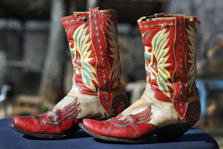 awesome vintage boots.