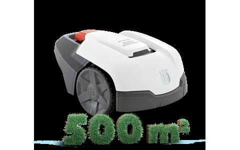 Husqvarna 305 Automower - automatic lawn mower