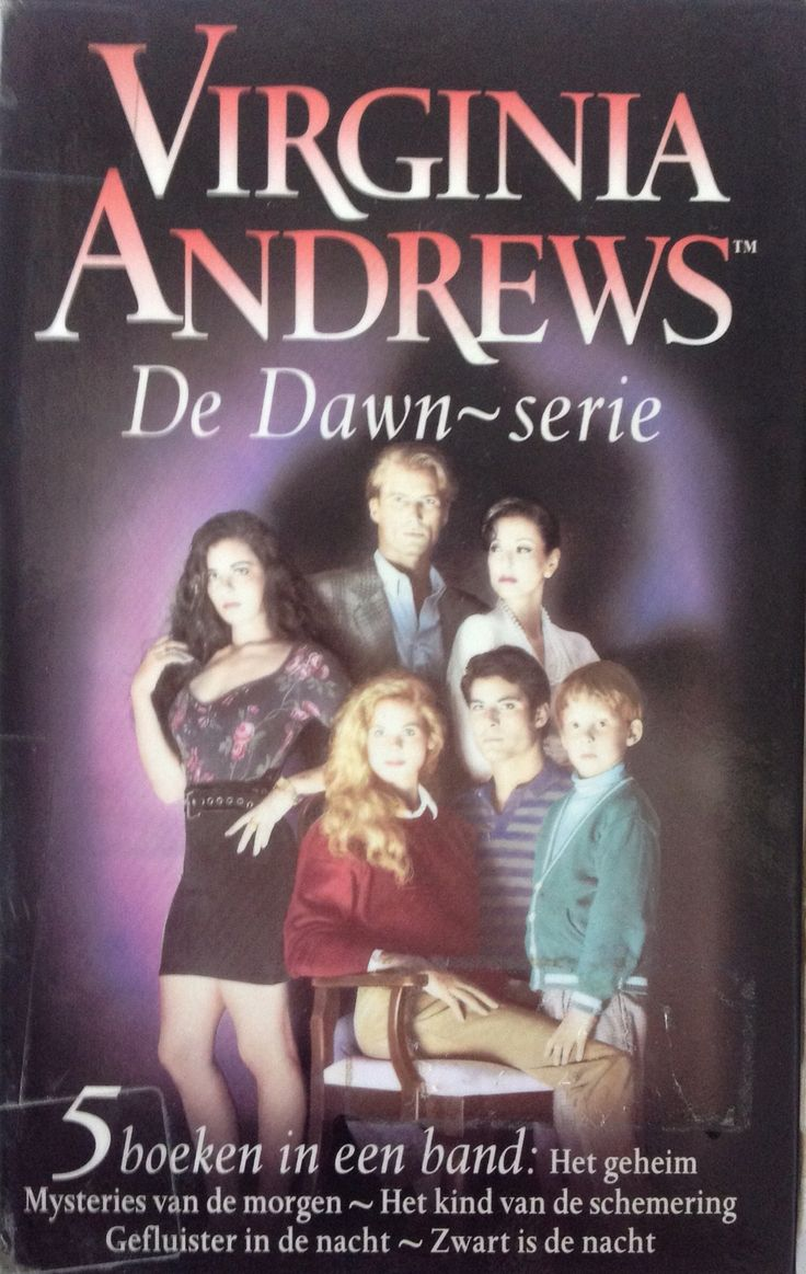 Virginia Andrews: de Dawn-serie