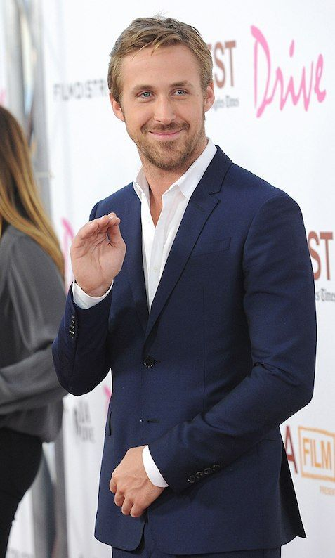 """Oh, Hey Girl Ryan"": Actor Ryan Gosling arrives at the ""Drive"" Gala Premiere during the 2011 Los Angeles Film Festival at Regal Cinemas L.A. Live on June 17, 2011 in Los Angeles, California."