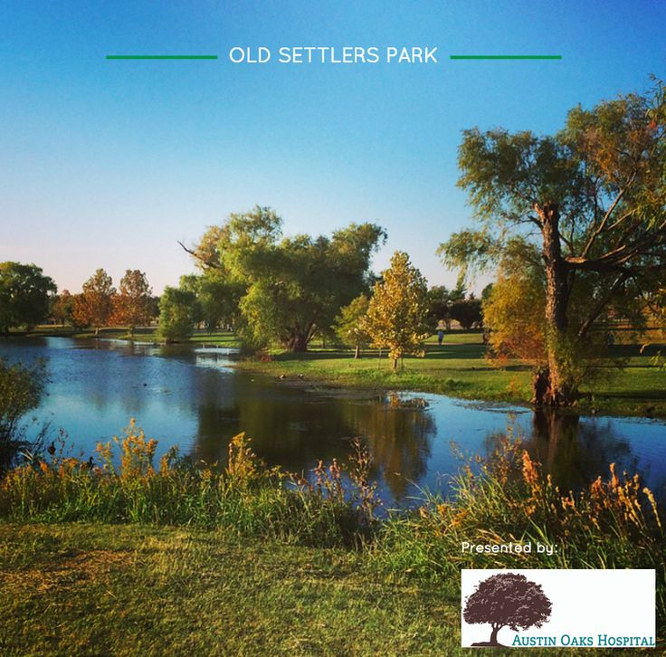 Old Settlers Park Round Rock