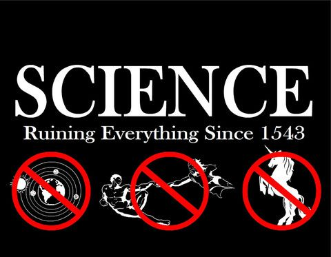 YES!Geek, Laugh, Funny Stuff, Humor, Things, 1543, Funny Science, Unicorns, Science Ruins