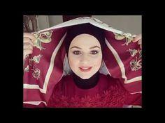 Turkish Hijab Style Tutorial 2017 - Part 2 - YouTube