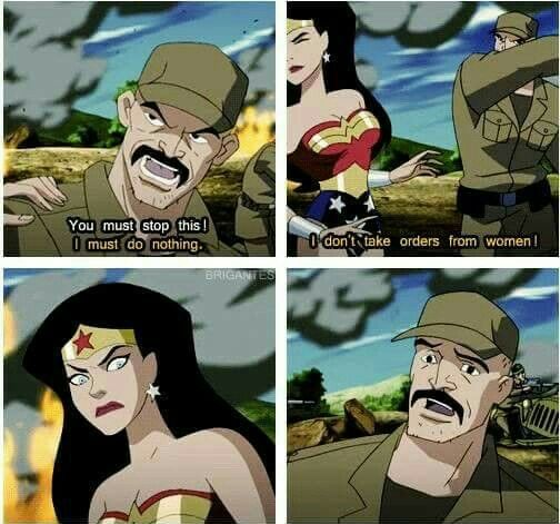 Justice League Unlimited: Hawk and Dove  Bad move...