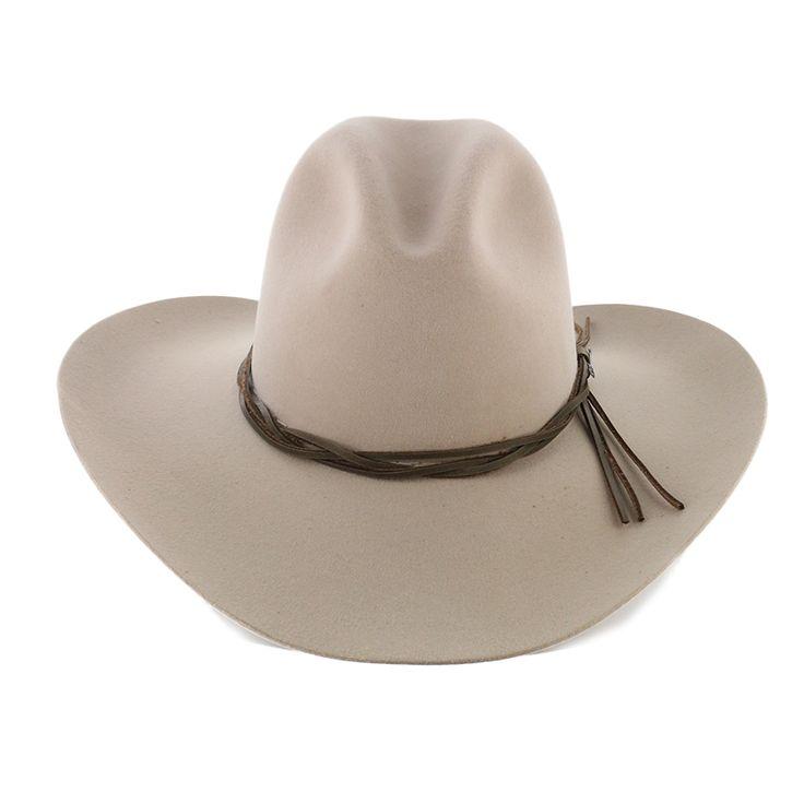 Stetson Men's 6X Gus Fur Felt Cowboy Hat