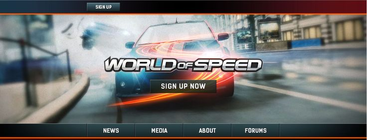 World of Speed free driver gaming