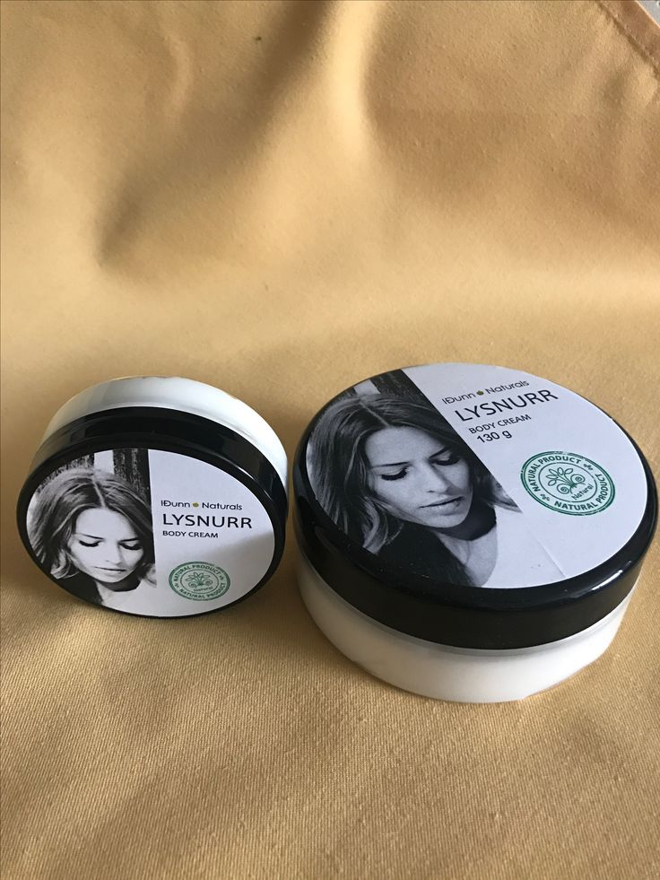 Lysnurr Body Cream