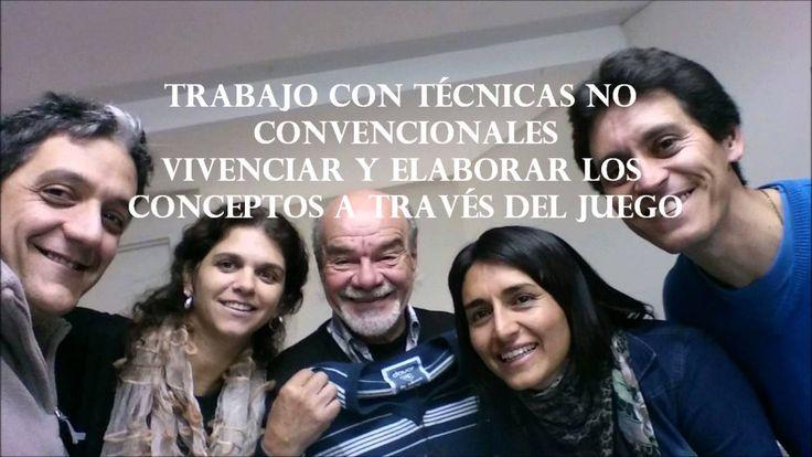 CONDUCCIÓN-JUEGO- CREATIVIDAD 2015 en el estudio ines moreno