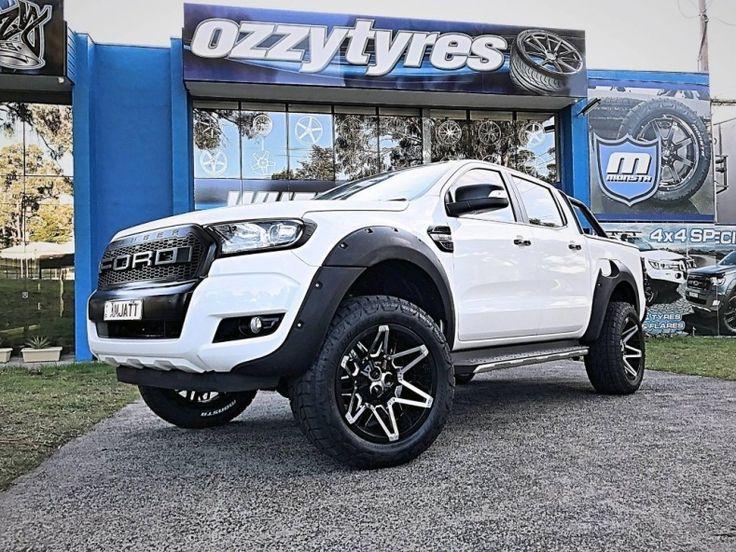 Wheels For Ford Ranger 4X4