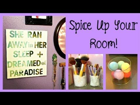 spice up your room!! 4 easy diy projects   youtube easy diy projects for bedroom