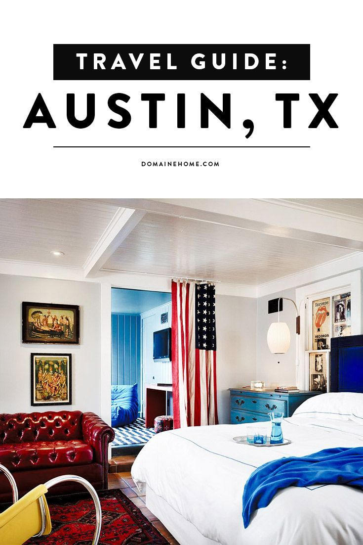 An insider's guide to the best restaurants, accommodations, and activities in Austin, Texas.