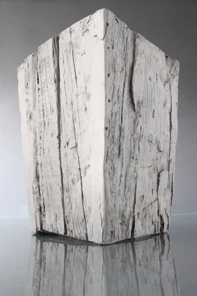 Nativecast concrete planters - Cast Wood II