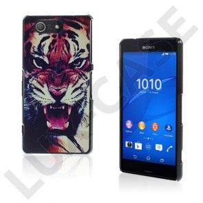 Persson Sony Xperia Z3 Compact Cover - Rasende Tiger