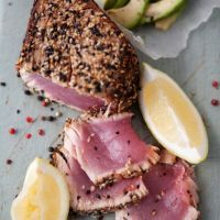 Sesame Seared Ahi Tuna Recipe | Recipe4Living