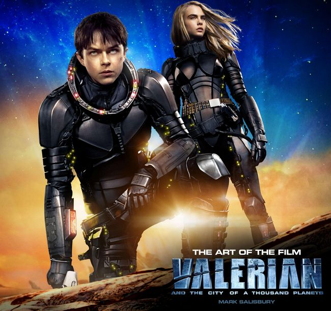 Watch Valerian and the City of a Thousand Planets Full Movie Online Free HD