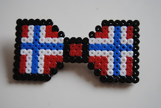 Maybe for 17th of May...  Norwegian flag ;)