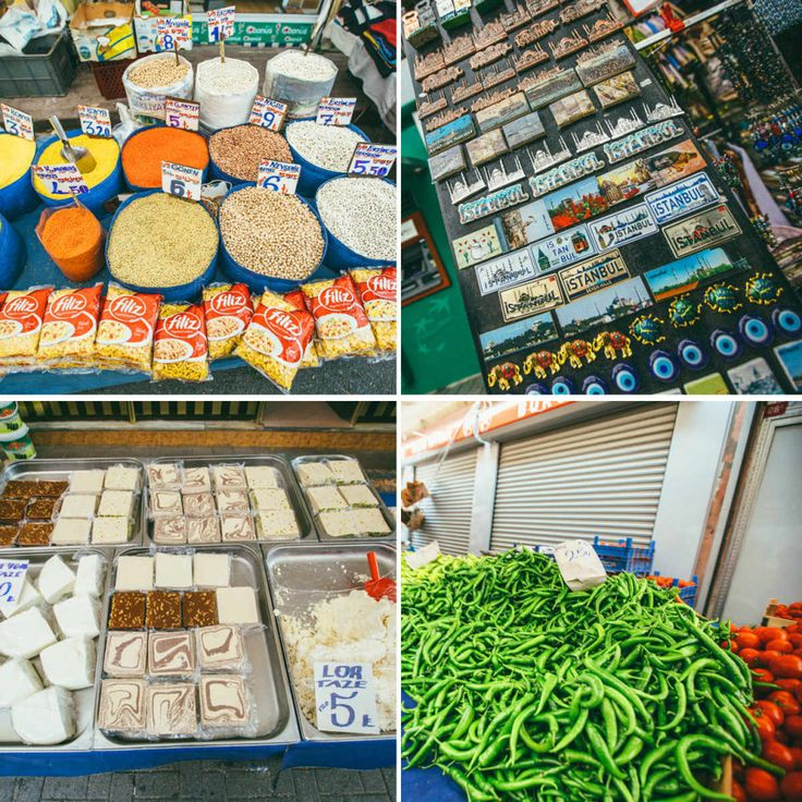 22. Goods on sale at the Grand Bazaar: Just a small assortment of the things you'll come across while shopping in the Grand Bazaar. If you've learned the art of bargaining, it'll come in handy here. You'll get better prices the further into the Bazaar you venture.