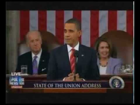 OBAMA  Lie gets LAUGHED at by Congress