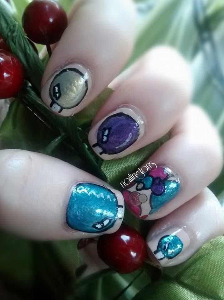 35 best Nailingtons Christmas Nails! images on Pinterest   Christmas ...